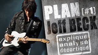 PLAN Analysé - JEFF BECK #1
