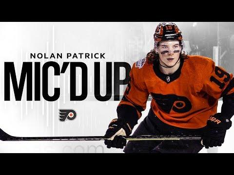 Flyers Mic'd Up: Nolan Patrick