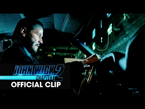 John Wick: Chapter 2 (Clip 'Car Chase')