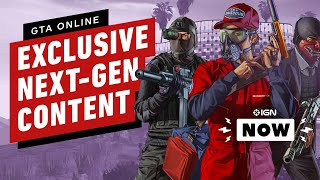 Exclusive PS5, Xbox Series X Content Coming to GTA Online - IGN Now by IGN
