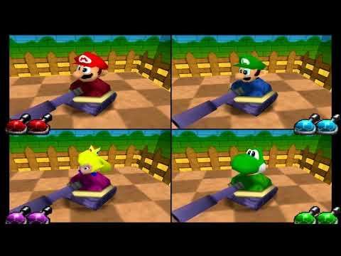 Mario Party 2 - Episodio 59 - Horror Land Parte 3
