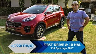 Video Kia Sportage 2017 Indonesia FIRST DRIVE REVIEW & 10 HAL yang Perlu Diketahui MP3, 3GP, MP4, WEBM, AVI, FLV Februari 2018