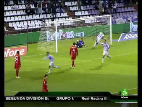 Valladolid 3 - 2 Sevilla (Liga Española 2009 - 10)