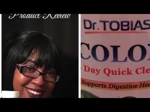 **** Product Review**** Dr. Tobias Colon Cleanse