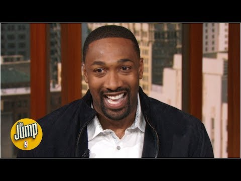 The Wizards' locker room was like a frat house - Gilbert Arenas | The Jump