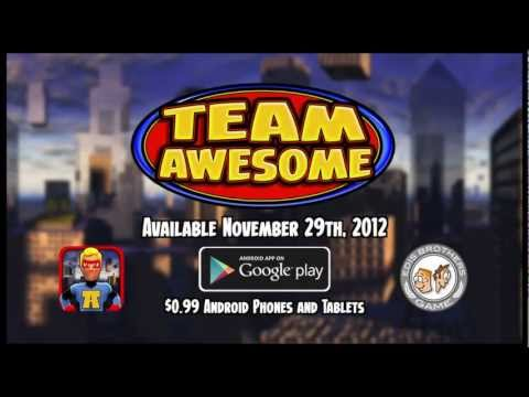 Video of Team Awesome Pro