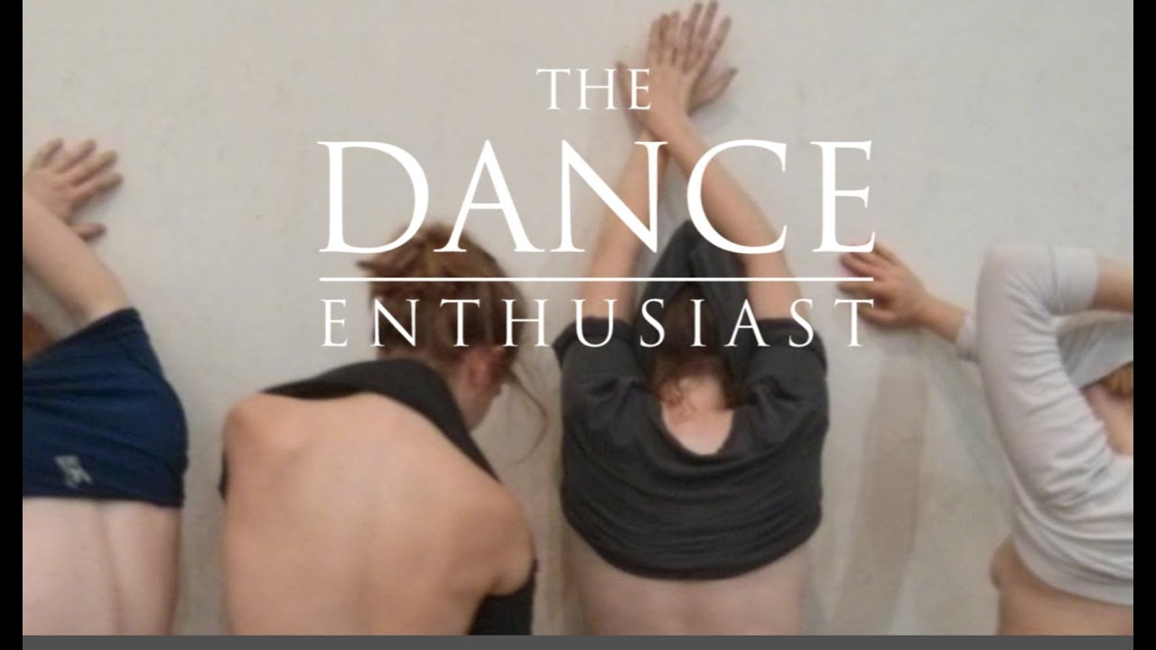 The Dance Enthusiast: Dance Up Close with Anneke Hansen Dance - Confronting Female Identity
