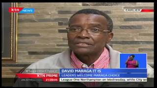 KTN Prime: Chief Justice In Waiting David Maraga Vows To Reform The Judiciary If Selected, 22/09/16