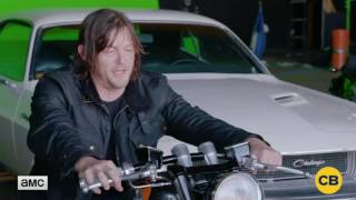 Exclusive Ride With Norman Reedus Clip: Twisted Sisters by Comicbook.com