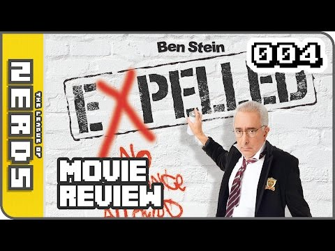 religious people are nerds - This week Myles and James debunk and criticise the 2008 documentary Expelled no intelligence allowed. In which a shocking turn of events occurs with religiou...