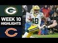 Packers vs Bears live stream