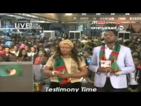 SCOAN 08/06/14: Free From Alcoholism, Healed & Delivered Through Anointing Water, Emmanuel TV