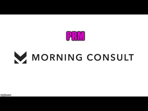 JUST IN: New Morning Consult Poll