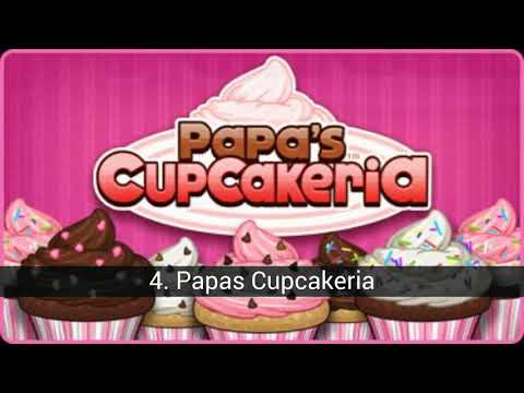 The Best Papa Louie Cooking Games