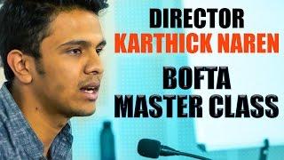 Video Mani Ratnam Always Advises This! | Karthick Naren | BOFTA Master class MP3, 3GP, MP4, WEBM, AVI, FLV Januari 2018