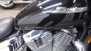 10. 2005 Honda Shadow 1100 Spirit @ iMotorsports 8333