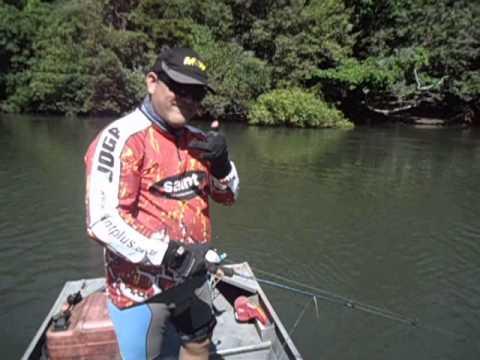 Trairão do Romário no Rio dos Peixes