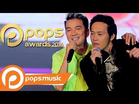 Trao giải POPS Awards 14/12/2016 - Full Show