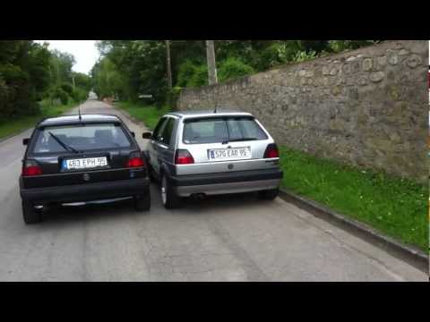 G60 Syncro Face A Golf 2 Limited R
