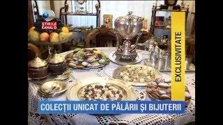 Colectiile Kerei Calita la stirile Kanal D - martie 2016