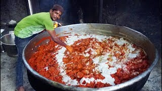 Wow Special Dum Ka Chicken   Who Want ot Eat All Food Lover   Street Food India
