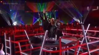 David Guetta - Play Hard (Feat. Ne-Yo, Akon) - Live at Billboard Music Awards 21013