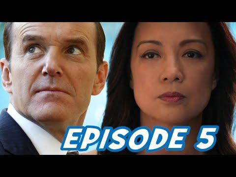 Pachacuti: Overturning Space & Time!!! Agents of SHIELD Season 6 Episode 5 Review & Easter Eggs!!!