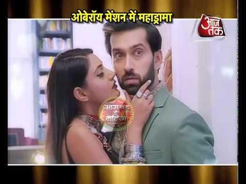 Shivaay - Anika 's KISS in Ishqbaaz