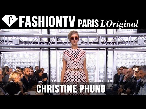 Fashion TV - http://www.FashionTV.com/videos PARIS - See the new Christine Phung collection for Spring/Summer 2015 on the runway during Paris Fashion Week. For franchising opportunities with FashionTV,...
