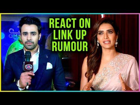 Naagin 3 Actress Karishma Tanna Reacts On Dating P