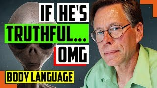 Video Does Body Language Prove Bob Lazar Actually Worked On Alien Spacecraft At Area 51? MP3, 3GP, MP4, WEBM, AVI, FLV Agustus 2019
