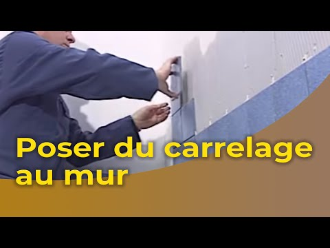 comment demarrer pose faience