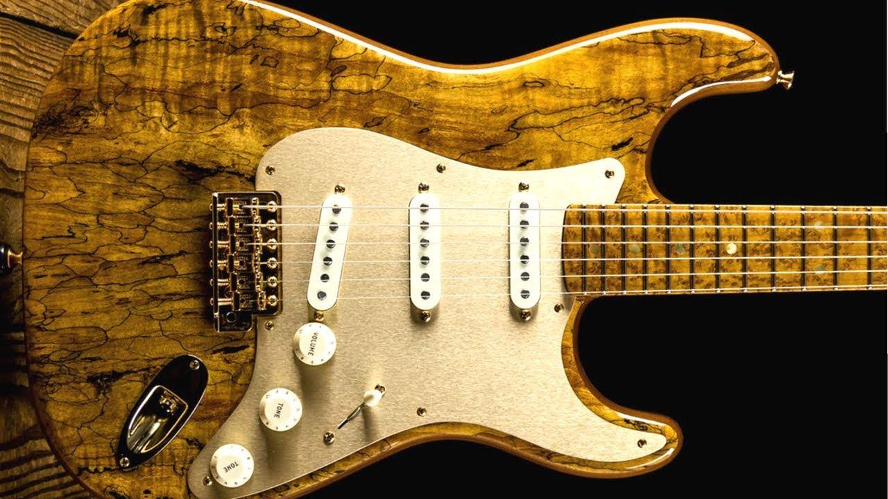 Soulful Atmospheric Ballad   Guitar Backing Track Jam in G Minor