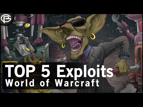 wow - Let's take a look at the big 5 exploits used in WoW resulting in nasty punishments from Blizzard. Check out these Youtubers for more info: Atremedes Footage-...