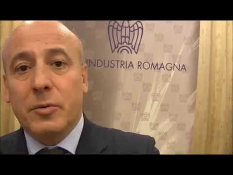 Assemblea Generale Confindustria Romagna 11 dicembre 2017
