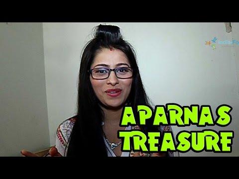 Aparna Dixit's treasure bag