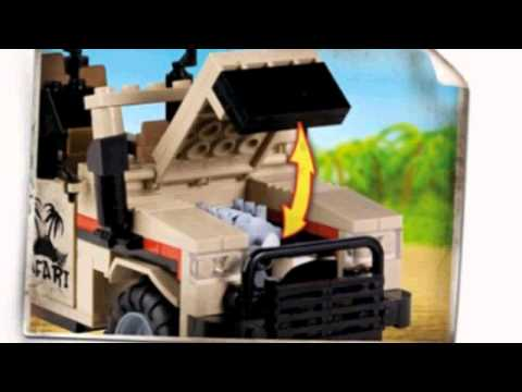 Video Awesome product video released online for the SAFARI2 Characters And Lions Wild Story