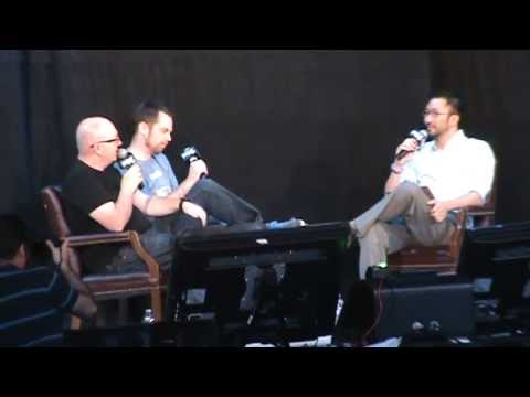 Mike & Jerry (Gabe & Tycho) as Interviewed by Robert Kuu (pt1)