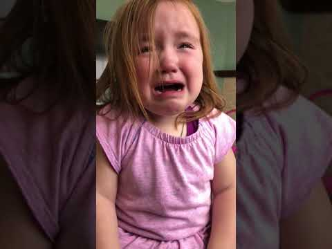 This Little Girl Crying Over Waffles Has Gone Completely Viral