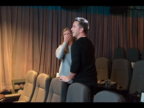 Guy Proposes To GF By Turning Their Love Story Into An Epic Movie Trailer