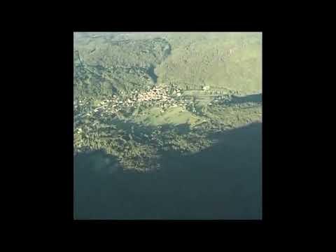 Brinzio e la Valcuvia visti dal cielo