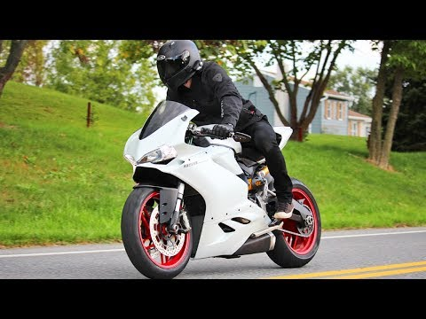 Episode 9 - Creating The Worlds Best 959 Panigale