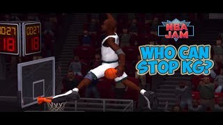 NBA Jam - Who Can Stop Kevin Garnett? (PS2)