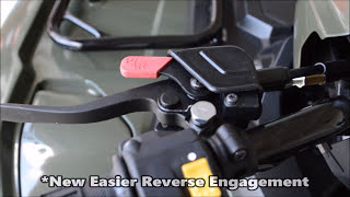 6. 2016 Honda Foreman 500 ATV Video Review of Specs / Features - Chattanooga TN PowerSports