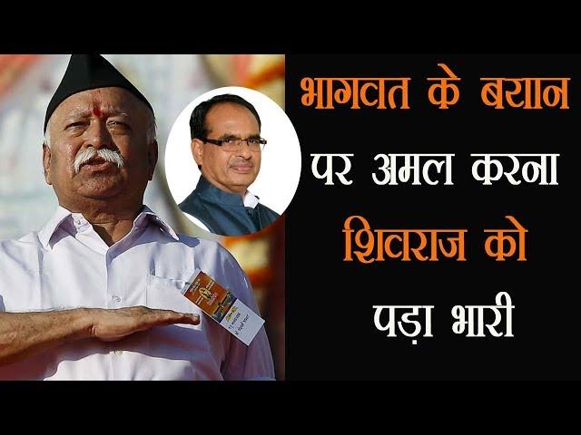 SC/ST मामले में खुद भी फंस गये शिवराज, BJP को भी डाल दिया मुश्किल में