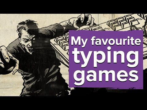 My favourite typing games  - The Eurogamer Show