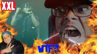 IM FINNA NUT! | J.I.D and Ski Mask The Slump God Cypher | Reaction
