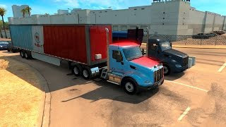 It's finally happened, I fell asleep.. at the wheel.. of a freight truck.. wow. Welcome to a new series I'm thinking of bringing to the channel, American Tru...
