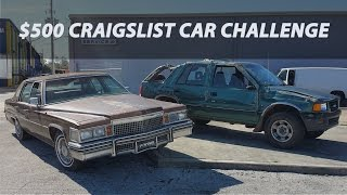 $500 Craigslist Car Challenge ep1 by Rob Dahm