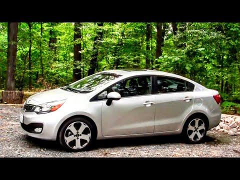 2012 Kia Rio Sedan Road Test & Review by Drivin' Ivan Katz